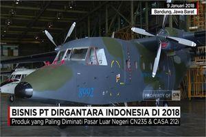 Indonesia hoàn tất việc chuyển giao hai máy bay NC-212i cho Việt Nam