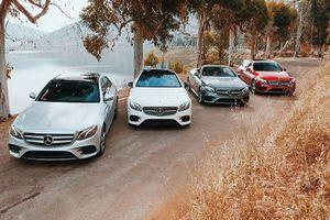 Mercedes hé lộ loạt E-Class mới sắp ra mắt tại Mỹ
