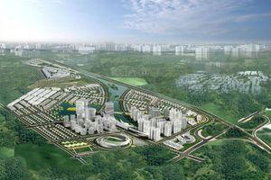 Tổng công ty Kinh Bắc báo lãi từ dự án KĐT Phúc Ninh