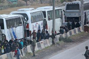 Chiến thuật của Nga và Syria khiến phiến quân lũ lượt rút khỏi Đông Ghouta