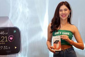 FPT phân phối thiết bị theo dõi sức khỏe Fitbit ở thị trường Việt