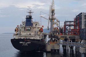 Lọc hóa dầu Nghi Sơn xuất mẻ 5.000 m3 dầu diesel đầu tiên