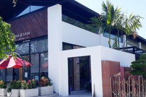 Quảng Ngãi: 'Xẻ thịt' bảo tàng tỉnh làm quán cà phê