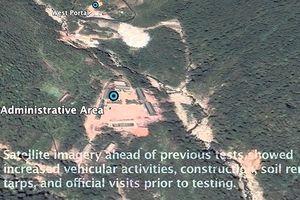 Triều Tiên sẽ phá bỏ bãi thử hạt nhân Punggye-ri ngày 24/5