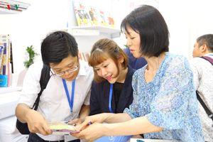Gần 40 đơn vị tham gia Ngày hội bản quyền sách Việt Nam-Nhật Bản 2018