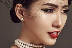 Đường cong quyến rũ của đại diện Việt Nam tham dự Hoa hậu đại sứ du lịch thế giới 2018