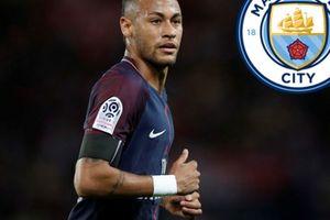 Man City gây sốc với tham vọng 'nổ bom tấn' Neymar