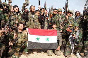 Quân đội Syria đánh lui tấn công tên lửa vào căn cứ không quân