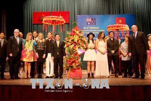 Lễ kỷ niệm 45 năm thiết lập quan hệ ngoại giao Việt Nam – Australia