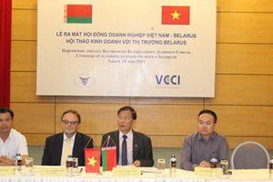 Việt Nam - Belarus thúc đẩy hợp tác kinh tế
