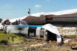 Thanh Hóa: Khởi tố 2 nhân viên gác chắn tàu để xảy ra tai nạn