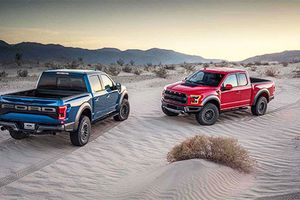 Ford ra mắt siêu bán tải F-150 phiên bản 2019