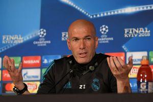 Zidane: 'Real Madrid không có ưu thế nào so với Liverpool'