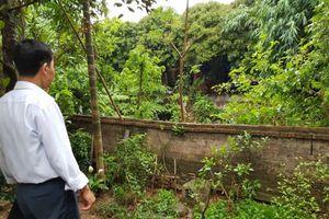 Hà Nội: Đất bị 'treo' gần 2 thập kỷ, người dân lo lắng vì sắp bị thu hồi