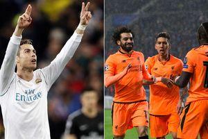 Real vs Liverpool: Đêm nay, cả thế giới lại dưới chân Ronaldo?