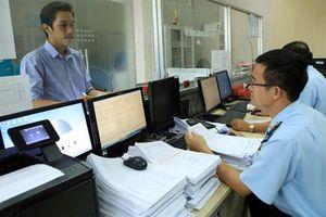 Sắp xếp lại cấp tổ, đội tại Hải quan Khánh Hòa, Bình Định, Long An, Cần Thơ và Đồng Tháp
