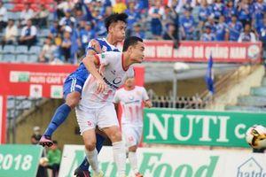 V.League 2018: Chủ nhà Quảng Nam FC thắng dễ trên sân Tam Kỳ