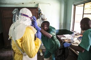 UNICEF huy động hàng trăm nhân viên hoạt động cộng đồng chống dịch Ebola tại Congo