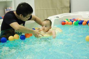 Địa chỉ lớp học bơi cho trẻ sơ sinh ở Hà Nội năm 2018 chất lượng