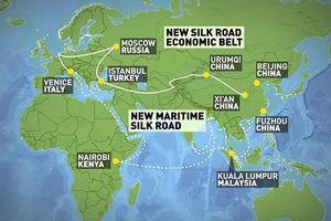 Malaysia đàm phán lại dự án 'Vành đai, con đường'