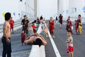 Người miền Tây đón cây cầu 3.000 tỷ kết nối Sài Gòn