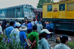 Nhân chứng kể lại vụ hai đoàn tàu tông nhau ở Quảng Nam