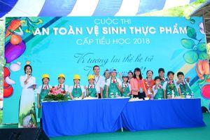 TPHCM: Chung kết cuộc thi An toàn vệ sinh thực phẩm cấp tiểu học