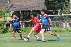 Đài PTTH Sóc Trăng và PTTH Vĩnh Long tranh Chung kết Press Cup ĐBSCL 2018