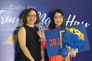 'Người đàn bà tô son' đoạt giải nhất cuộc thi Truyện ngắn hay 2018