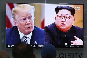 Mỹ và Triều Tiên tập trung bàn bạc việc đưa đầu đạn hạt nhân ra nước ngoài
