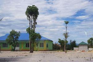Công trình đồ sộ xây dựng trái phép trên diện tích gần 4ha đất rừng