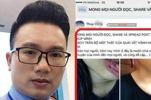 Trường Ams lên tiếng vụ nữ sinh tố MC Minh Tiệp bạo hành