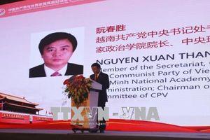 Đoàn đại biểu Đảng Cộng sản Việt Nam thăm và làm việc tại tỉnh Quảng Đông (Trung Quốc)