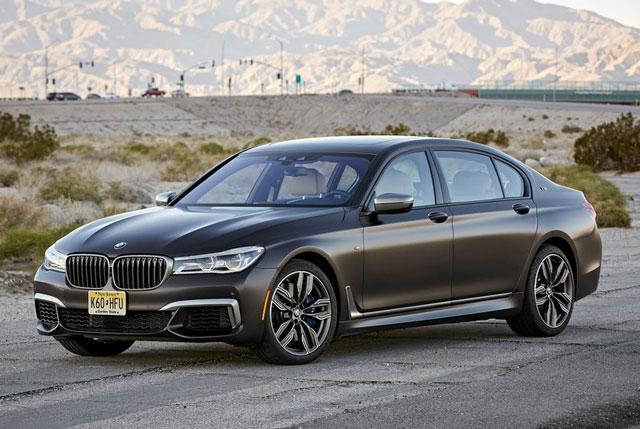 Top 10 xe sedan hạng sang tốt nhất thế giới