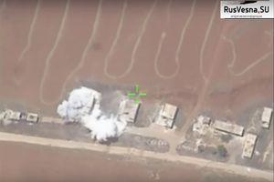 Không quân Syria giáng đòn hủy diệt lực lượng thánh chiến ở Hama