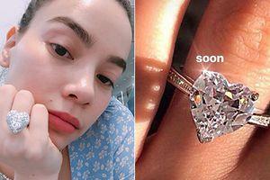 Nhẫn kim cương mới tậu của Hà Hồ khác hẳn hình đã đăng để 'sống ảo'