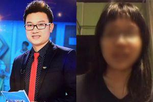 BTV Minh Tiệp bị tạm dừng lên sóng VTV sau ồn ào vụ em vợ tố bạo hành