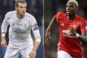 Chuyển nhượng 28/5: MU bán Pogba, dồn toàn lực mua Gareth Bale
