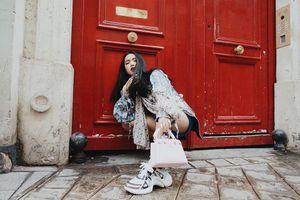 Châu Bùi là đại diện Việt Nam duy nhất diễn show của Louis Vuitton