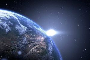 Tuyên bố gây sững sờ về vi khuẩn ngoài Trái đất