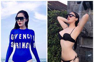 Mỹ nhân Việt bốc lửa với bikini sau khi 'dao kéo'