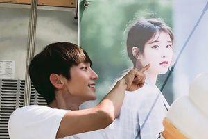 Sao Hàn 29/5: IU gửi quà tới phim trường ủng hộ Lee Jun Ki