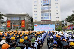 Tập đoàn Than - Khoáng sản Việt Nam: Phát động điểm 'Tháng hành động về ATVSLĐ năm 2018'
