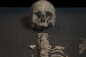 Sự thật kinh ngạc về bộ xương 'nữ đại gia' 1.600 tuổi
