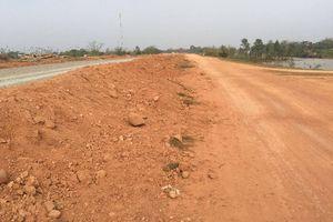 Dự án nghìn tỷ bụi ngập mặt: Chờ tỉnh Vĩnh Phúc duyệt thêm tiền