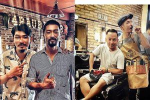 Hé lộ tiệm tóc chất nhất Sài Gòn, loạt sao nam Việt thường xuyên lui tới