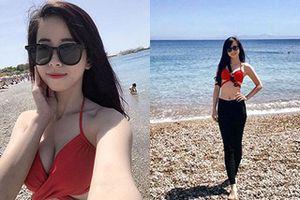 Điểm danh 8 hot-girl của làng thể thao Việt Nam