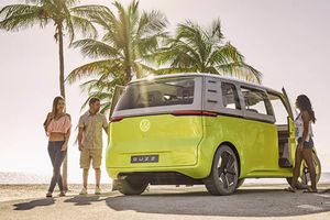 Chân dung chiếc bus mimi của Volkswagen huyền thoại sắp được 'hồi sinh'