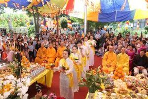 Đại lễ Phật Đản 2018 tại chùa Phổ Đà Berlin