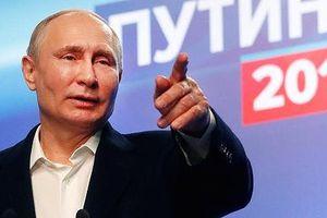 Chấn hưng kinh tế- Chiến lược để Putin giữ chân cử tri Nga